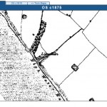 Thurstaston,1875 map