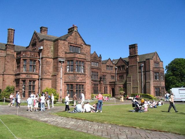 Thornton Hall photograph