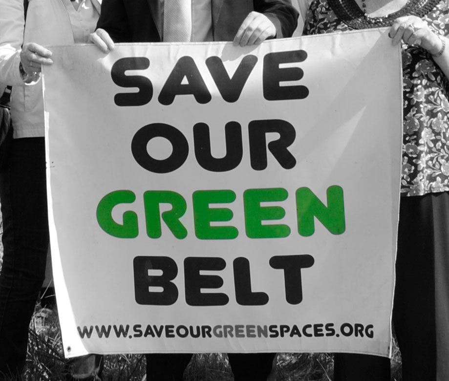 Green-Belt-protest
